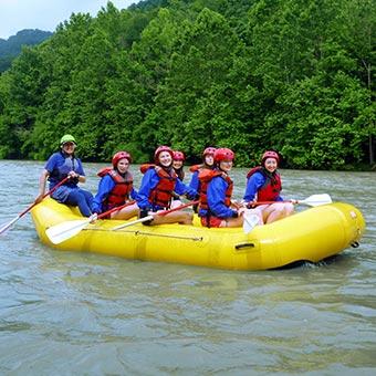 Blue Ridge Expedition