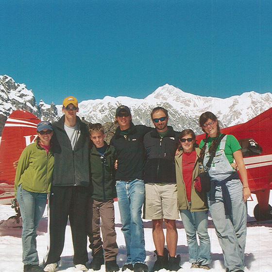 Flightseeing Alaska