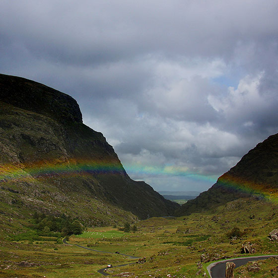 Ireland Pilgrimage Gap of Dunloe